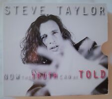 STEVE TAYLOR Now The Truth Can Be Told /1994 CD Box Set