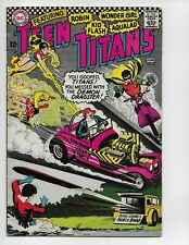 TEEN TITANS 3 - VG- 3.5 - EARLY APPEARANCE OF THE TEEN TITANS (1966)