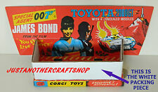 Corgi Toys 336 Inner Packing Piece for James Bond Toyota 2000GT from 1967