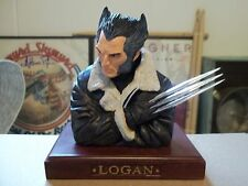 """LIMITED EDITION """"LOGAN EARTH X"""" Resin Bust-NEW MOVIE IN MARCH-L@@K!"""