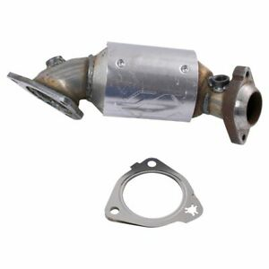 Front Radiator Side Catalytic Converter Exhaust Pipe for Ford Lincoln 3.5L Turbo