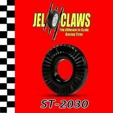 Jel Claws ST-2030 HO Scale Tire for Aurora T-Jet and Vibrator Cars Skinny tires