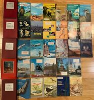 23 Science Service Program Books + 5 Know Your America books, Nelson Doubleday