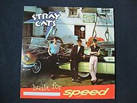Built For Speed [Vinyl] Stray Cats