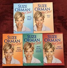 Lot of 5 ASK SUZE! Books by SUZE ORMAN 2007 Paperback Series Financial Reference