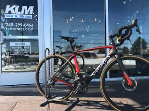 Specialized 2018 S-Works Roubaix - Sram ETap - 54cm - Carbon SWorks LOW MILES