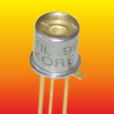Til99 Phototransistor Detector Korea Gold-Plated To-46 analog Ecg3032 Nte3032