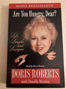 "VERY RARE Audio 2 Cassette Book ""Are You Hungry, Dear?"" By Doris Roberts."