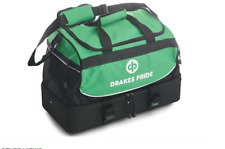 Drakes Pride - MAXI Bowls bag - Colour Green