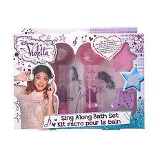Disney Violetta Sing Along Bath & Body Set Gift