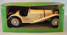 Gama 1/21 Mercedes Benz SSK Sportwagen Tribloc Werbemodell in Box #2344