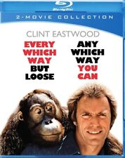 EVERY WHICH WAY BUT LOOSE + ANY WHICH WAY YOU CAN New Blu-ray Clint Eastwood