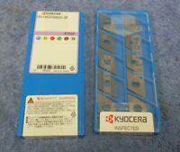 Kyocera   Ceramic Inserts   DNGA 433 T00625 SP  GRADE KT66P   SEALED  PACK OF 10