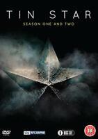 TIN STAR: SEASON 1 and 2 BOXSET [DVD][Region 2]