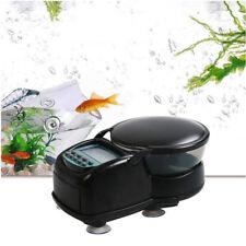 Automatic Aquarium Fish Feeder Mini Fish Food Feeder Timer for Weekend/Holiday