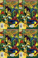 Web of Spider-Man #99 Volume 1 (1985-1998, 2012) Marvel Comics - 4 Comics