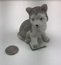 Puppy Pal Figure, Siberian Husky / Alaskan Malamute Dog, 8917