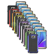 CLEARANCE Lot of 10 Hybrid Case for Android Phone Samsung Galaxy Note