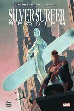 SILVER SURFER: Requiem tedesco Marvel Graphic Novel 11 J.M. Straczynski/Esad Ribic