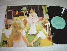 AU JARDIN DE PIERROT LP Quebec French TV Show Kids Children Album Canada PANTIN