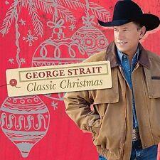 STRAIT, GEORGE - CLASSIC CHRISTMAS - CD - NEW