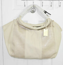 Furla Bag MAGNOLIA Shopper Extra Large Leather Torrone Taupe Made In ITALY
