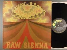 Savoy Brown  Raw Sienna   Blues Rock