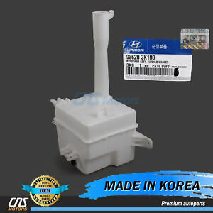 Genuine OEM 2006-2010 Hyundai Sonata Windshield Washer Reservoir 986203K100⭐⭐⭐⭐⭐