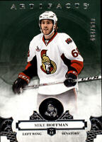 2017-18 Artifacts #105 Mike Hoffman S /599 - NM-MT