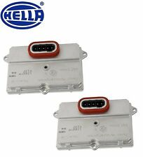 NEW BMW E53 E60 E65 Set of 2 Xenon Headlight Control Module OEM 63126907488