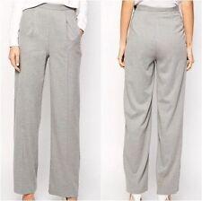 Pantaloni da donna taglia 40 grigio