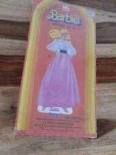 VTG Golden BARBIE Paper Dolls NRFB 1983 Angel Face