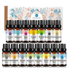 6PCS Fruit Essential Oil Pure & Natural For Aromatherapy Diffuser Fragrance AU