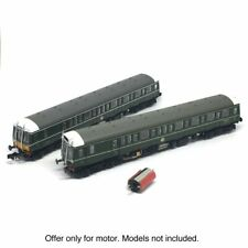 Dapol Class 121/122 N gauge 12V Coreless Motor upgrade