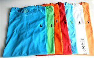 Boys Genuine Ralph Lauren Short Sleeve T-Shirts - CLEARANCE
