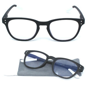 Anti Blue Light and Anti Block Glare Computer Game Reading Glasses Readers