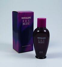 NONCHALANCE feu bleu Mackenzie+Wirtz 50 ML EDT Eau de toilette NEUF/emballé