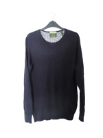 Scotch & Soda Men's Sports Jumper Blue Size Large rrp £54.95 DH006 HH 16