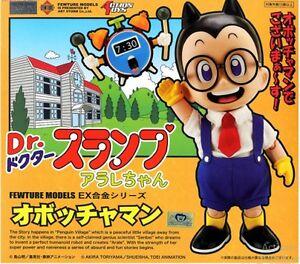 Used EX Gokin Dr.Slump DX Obocchaman ArtStorm figure From Japan