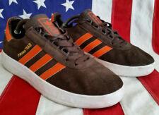 Adidas originals Trimm Trab Size 8 Brown / orange Colourway 2009