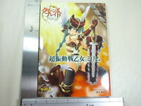QUEEN'S BLADE Rebellion Mirim Art Illustration Book Queens Blade *