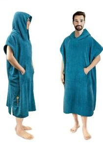 Changing Bath Robe Changing Poncho Extra Long in Microfibre Surf Poncho Towel for Men /& Women YSISLY Super Light And Fast-Drying Changing Towel