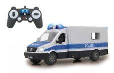 Jamara 405165 Mercedes-Benz Polizei Einsatz- wagen 2,4GHz Sprinter + +x AA Bat.!