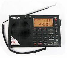 TECSUN PL-310ET FM Radio DSP World Band  with ETM FM/AM/LW/SW Stereo Receiver