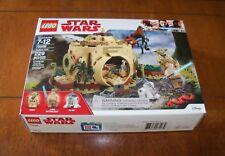 New LEGO Disney Star Wars Yoda's Hut 75208 Luke Skywalker R2-D2