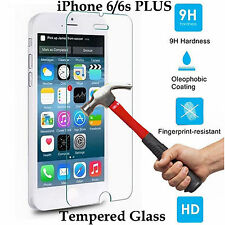 Tempered Glass 9H screen protector Apple iPhone 6 6s PLUS Front