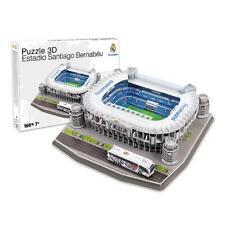 Nanostad santiago bernabeu estadio 3d puzzle Real Madrid