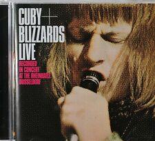 Cuby + Blizzards-Live Dusseldorf Dutch blues psych cd