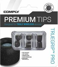Comply TrueGrip Pro Premium Memory Foam Earphone Tips  Truly Wireless