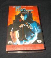 THE PIT AND THE PENDULUM VHS PAL FULL MOON STUART GORDON
